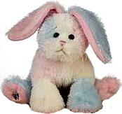 Webkinz Plush Cotton Candy Bunny