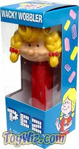 Funko Wacky Wobbler Bobble Head Pez Girl