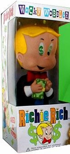 Funko Wacky Wobbler Bobble Head Richie Rich