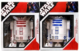 Star Wars Taito Set of R2-Unit Light Scene Projectors