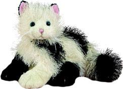 Webkinz Plush Domino Cat