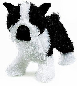 Webkinz Plush Boston Terrier