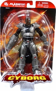 DC Direct Flashpoint Series 1 Action Figure Cyborg