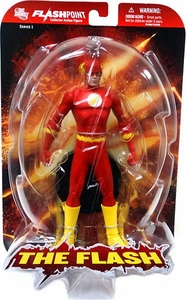 DC Direct Flashpoint Series 1 Action Figure The Flash