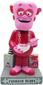 Funko General Mills 12 Inch Wacky Wobbler Bobble Head Bank Franken Berry