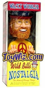 Funko Exclusive Wacky Wobbler Bobble Head Wild Bill