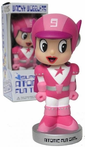Funko Exclusive Wacky Wobbler Bobble Head Atomic Fun Girl