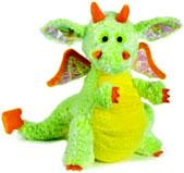 Webkinz Plush Citrus Dragon