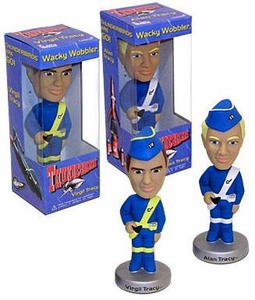 Funko Wacky Wobbler Bobble Heads Thunderbirds [Alan & Virgil Tracy]