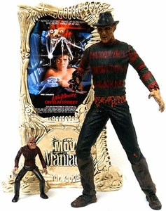McFarlane Toys Movie Maniacs Series 1 LOOSE Action Figure Freddy Krueger