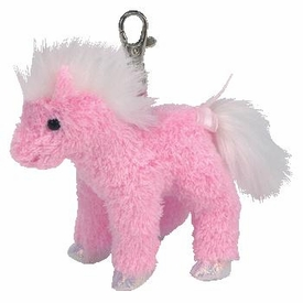 Ty Pinkys Frilly the Horse Key Clip