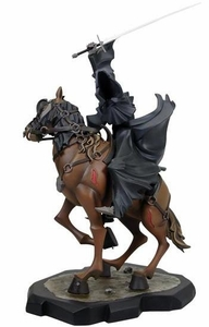 Lord of the Rings Gentle Giant Animated Style Maquette Ringwraith on Horse