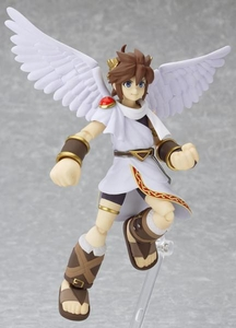 Figma Max Factory Kid Icarus Action Figure Pit [White] Pre-Order ships March