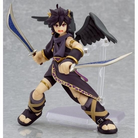 Figma Max Factory Kid Icarus Action Figure Pit [Black] Pre-Order ships March