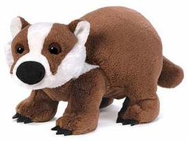 Webkinz Plush Badger
