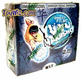 Yu Yu Hakusho Trading Card Game Base Set Booster BOX