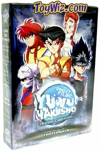Yu Yu Hakusho Trading Card Game Starter Deck BLOWOUT SALE!