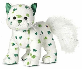 Webkinz Plush Clover Cat