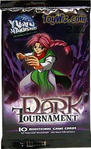 Yu Yu Hakusho Trading Card Game Dark Tournament Booster Pack