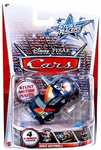 Disney / Pixar CARS Stunt Racers Max Schnell