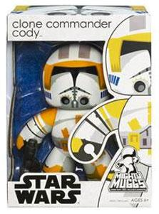 Star Wars Mighty Muggs Wave 3 Figure Commander Cody