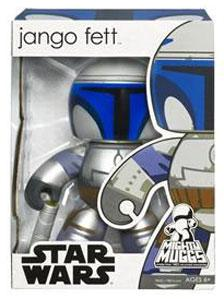 Star Wars Mighty Muggs Wave 3 Figure Jango Fett