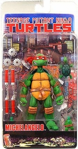 Teenage Mutant Ninja Turtles NECA Comic Style Action Figure Michelangelo