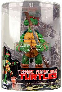 NECA Teenage Mutant Ninja Turtles Comic Style Action Figure Donatello [Tube Packaging]