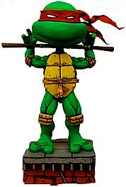 Teenage Mutant Ninja Turtles NECA Extreme Head Knockers Bobble Head Donatello