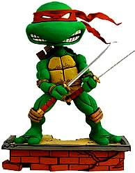 Teenage Mutant Ninja Turtles NECA Extreme Head Knockers Bobble Head Leonardo