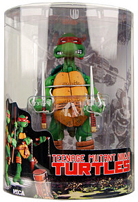 NECA Teenage Mutant Ninja Turtles Comic Style Action Figure Raphael [Tube Packaging]