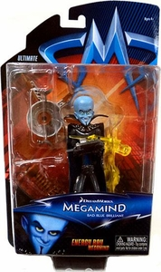 Megamind Movie 6 Inch Action Figure Energy Ray Megamind