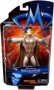 Megamind Movie 6 Inch Action Figure Power Punch Metro Man