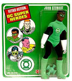 DC Universe World's Greatest Super Heroes Retro Series Exclusive Action Figure John Stewart