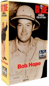 GI Joe Classic Collection 12 Inch Hollywood Heroes Action Figure Bob Hope