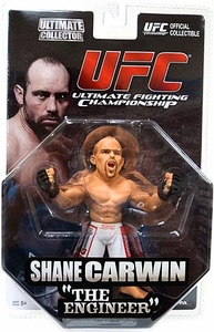 Round 5 UFC Ultimate Collector Series 5 Action Figure Shane Carwin