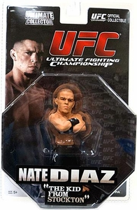 Round 5 UFC Ultimate Collector Series 5 Action Figure Nate Diaz