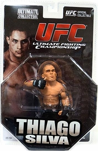 Round 5 UFC Ultimate Collector Series 5 Action Figure Thiago Silva