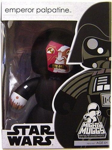 Star Wars Mighty Muggs Wave 4 Figure Emperor Palpatine BLOWOUT SALE!