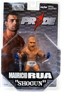 Round 5 UFC Ultimate Collector Series 5 Action Figure Mauricio Rua [PRIDE Chase Piece]