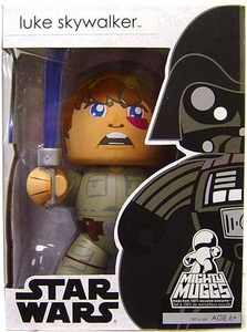 Star Wars Mighty Muggs Wave 4 Figure Bespin Luke Skywalker
