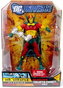 DC Universe Classics Series 6 Action FigureMr. Miracle [Build Kailbak Piece!]