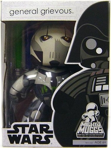 Star Wars Mighty Muggs Wave 4 Figure General Grievous