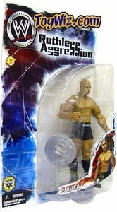 WWE Jakks Pacific Wrestling Action Figure Ruthless Aggression Series 6 Maven