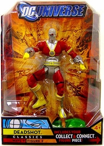 DC Universe Classics Series 9 Action Figure Deadshot [Build Chemo Piece!]