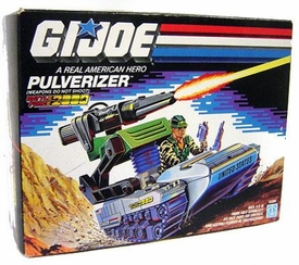 GI Joe Hasbro Vintage Vehicle Pulverizer [Version 1]