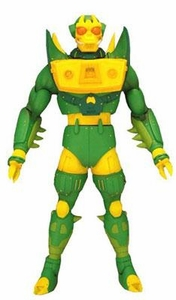 DC Universe Classics Series 9 Action Figure Mantis {Robot Variant} [Build Chemo Piece!]