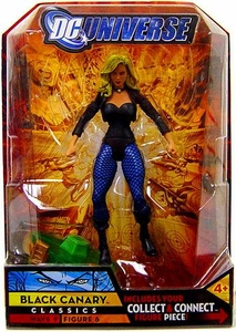 DC Universe Classics Series 9 Action Figure Black Canary [Build Chemo Piece!]