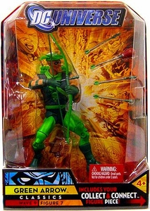 DC Universe Classics Series 9 Action Figure Green Arrow [Chemo Stand!]