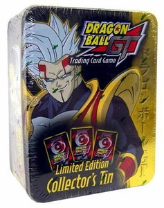 Dragon Ball GT Score Trading Card Game Limited Edition Collector's Tin Baby